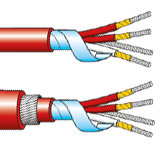 MICA Glass/XLPE Insulated RTD Cable