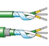XLPE / MICA Thermocouple Cables