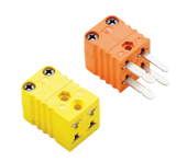 Duplex Miniature Thermocouple Connectors