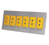 Miniature Connector Panels