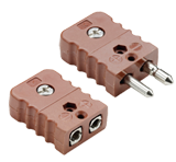 Standard Thermocouple Connectors 350°C Rated