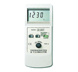 Type K Thermocouple 2-in-1 Simulator & Thermometer