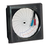 150mm Temperature & Humidity Chart Recorder