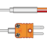 Miniature Type N Thermocouples