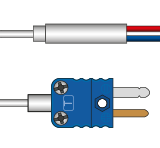 Miniature Type T Thermocouples