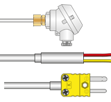 Mineral Insulated Thermocouple Sensors