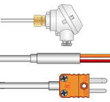 Type N Thermocouples with Mineral Insulation