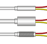 Mineral Insulated Thermocouples With Pot Seal
