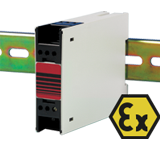 ATEX Approved Thermocouple & RTD Transmitter DIN Rail Mounted