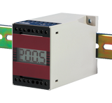 Thermocouple & RTD Transmitter DIN Rail Voltage/Current Output With Display