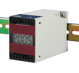 RTD Transmitter DIN Rail Voltage/Current Output Thermocouple With Display