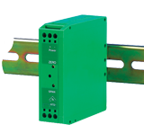 Low Cost Thermocouple & RTD DIN Rail Mounting Transmitter